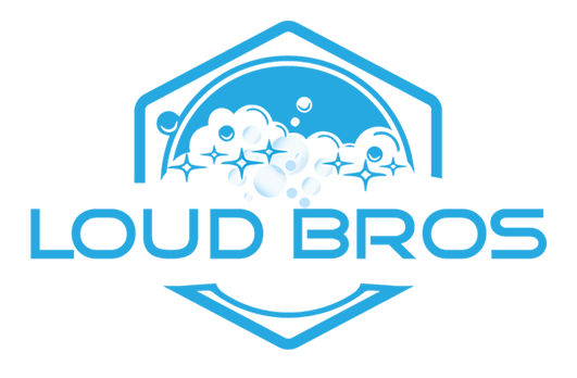 Loud Bros Pressure Washing Logo